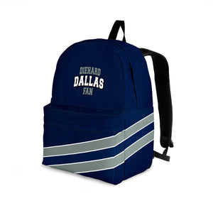 Diehard Dallas Fan Backpack