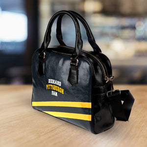 Diehard Pittsburgh Fan Handbag
