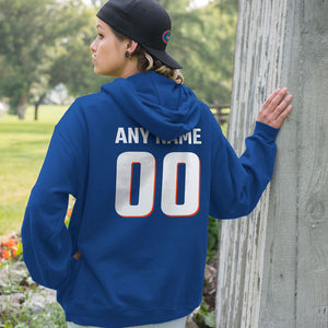 Personalized Florida Gators Adult Hoodie - Any Name & Number