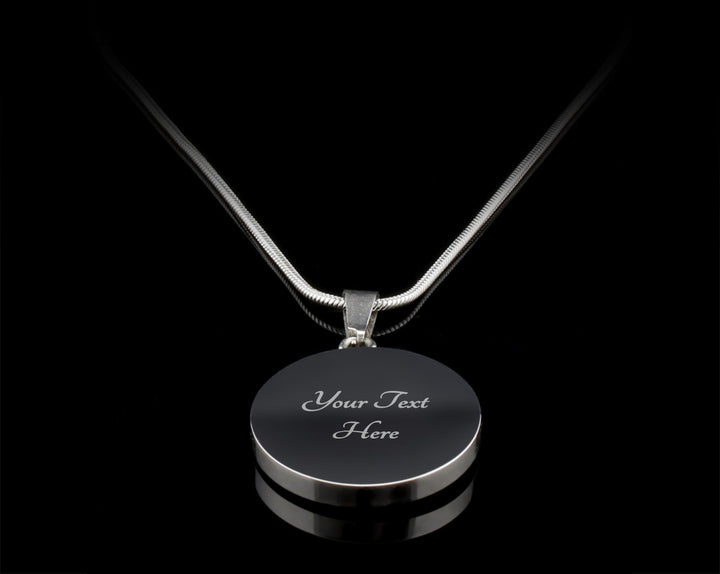 Luxury Necklace (Silver) - God Blessed Me