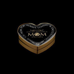 Luxury Bangle (Gold) - To My Amazing Mom