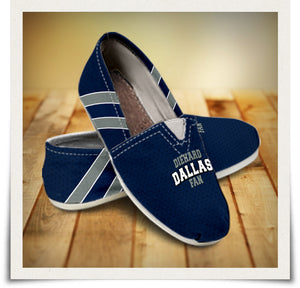 Diehard Dallas Fan Ladies Casuals