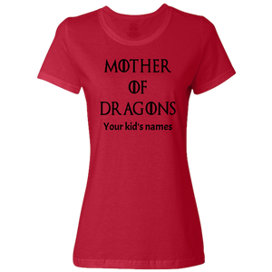 GOT Mother of Dragon Adult Unisex T-Shirt