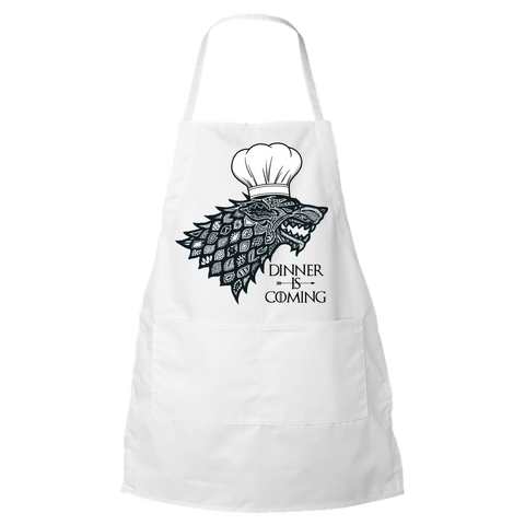 GOT Chef Hat Apron