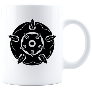 GOT Coffee Mugs - Tyrell White/Black