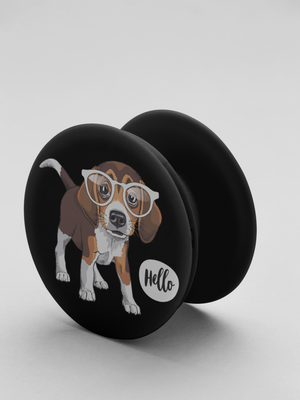 Cute Puppy Beagle Dog Pop-Out