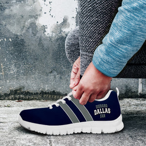 Diehard Dallas Fan Sneakers