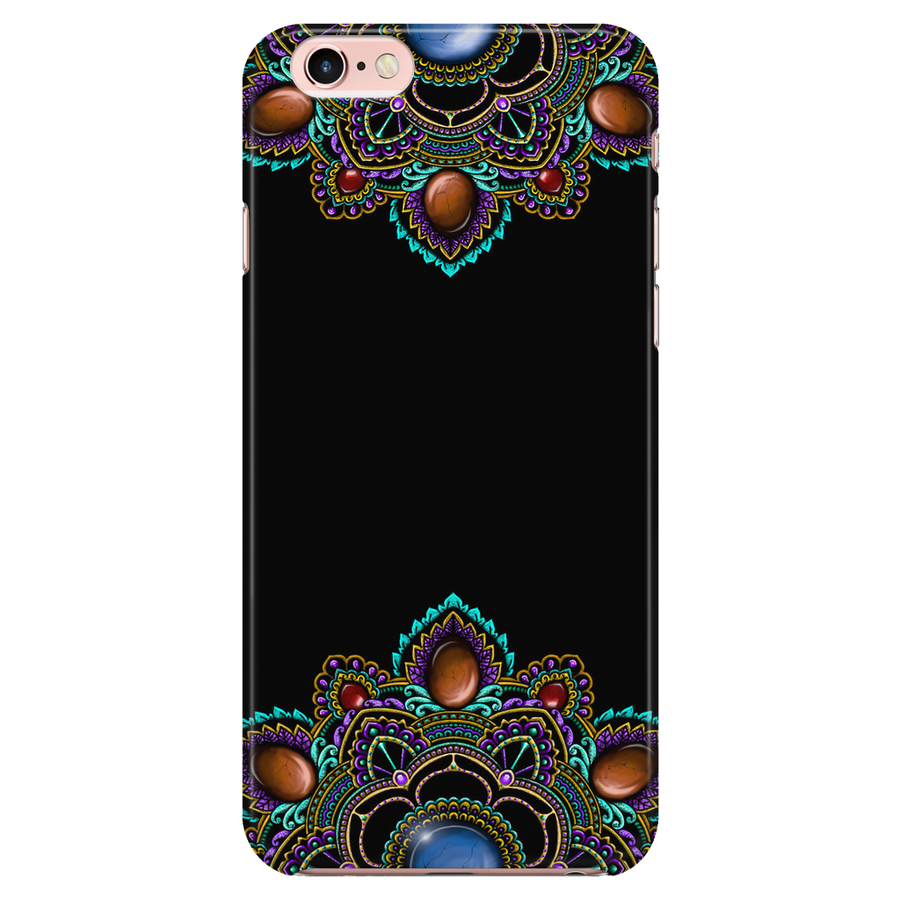 blackmandala phone case