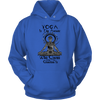 Limited Edition Custom Printed Mens Yoga Unisex Hoodie