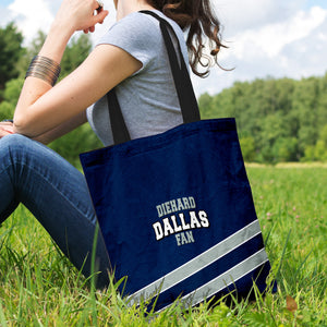Diehard Dallas Fan Tote Bag