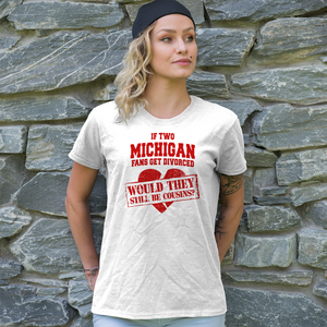 Personalized Ohio State Buckeye Adult Unisex T-Shirt - Front & Back Design