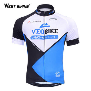 Short Sleeve T-shirts Men's Cycling Jersey