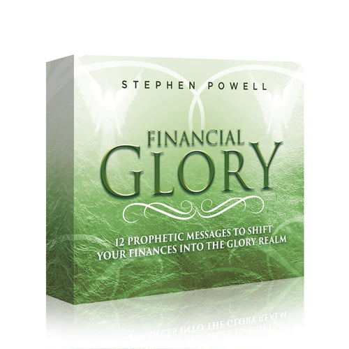 Financial Glory - MP3 (12 Message Combo)
