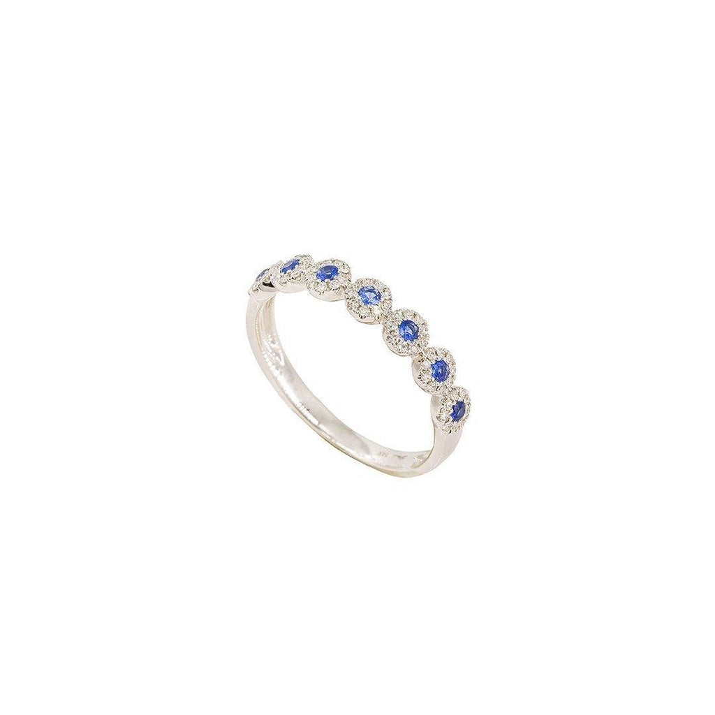 14K Diamond Ring |