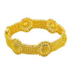 22K Yellow Gold Bangles