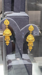 22k Gold Earring - Virani Jewelers