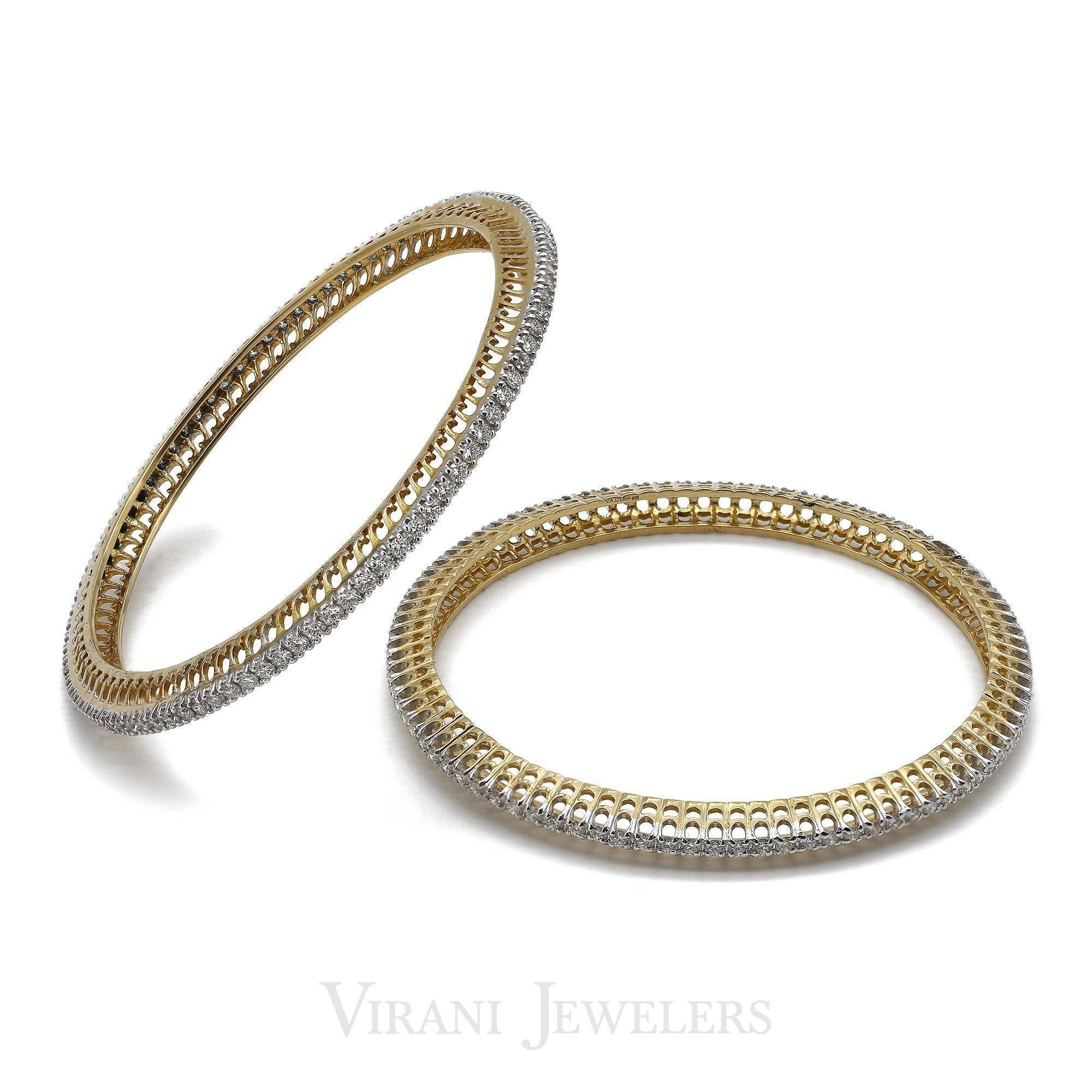 collection diamond white bracelet open gold bangle bangles pave london