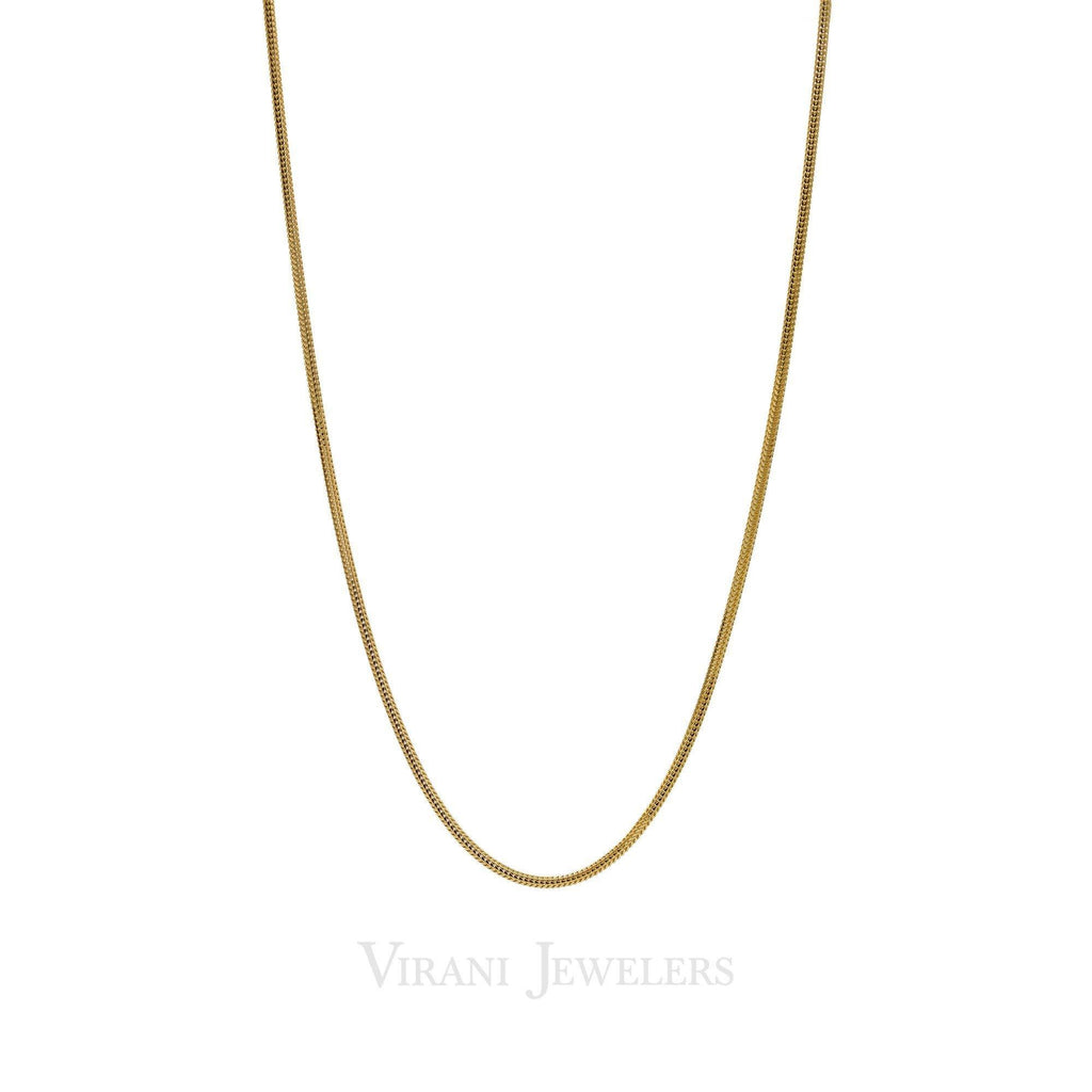 22K Gold Men's Chain |