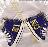 Boys Converse Custom for KINGS