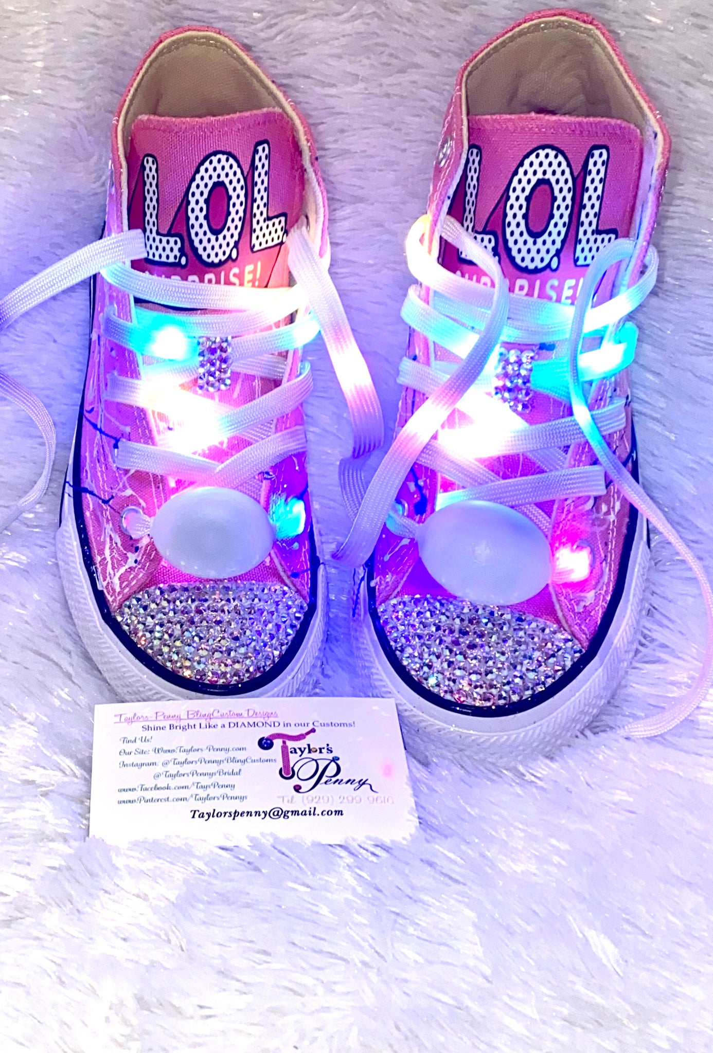 lol shoes for girls