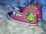 Shopkins - Girls Bling Converse Sneakers
