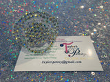 Baby Bling Embellished Pacifier (AB Crystal)