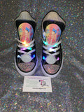 Girls Bling Converse (Jojo Siwa) Inspired Sneakers