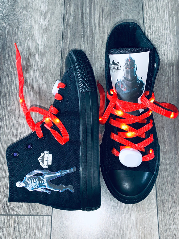 Fortnite Boys Custom Sneakers