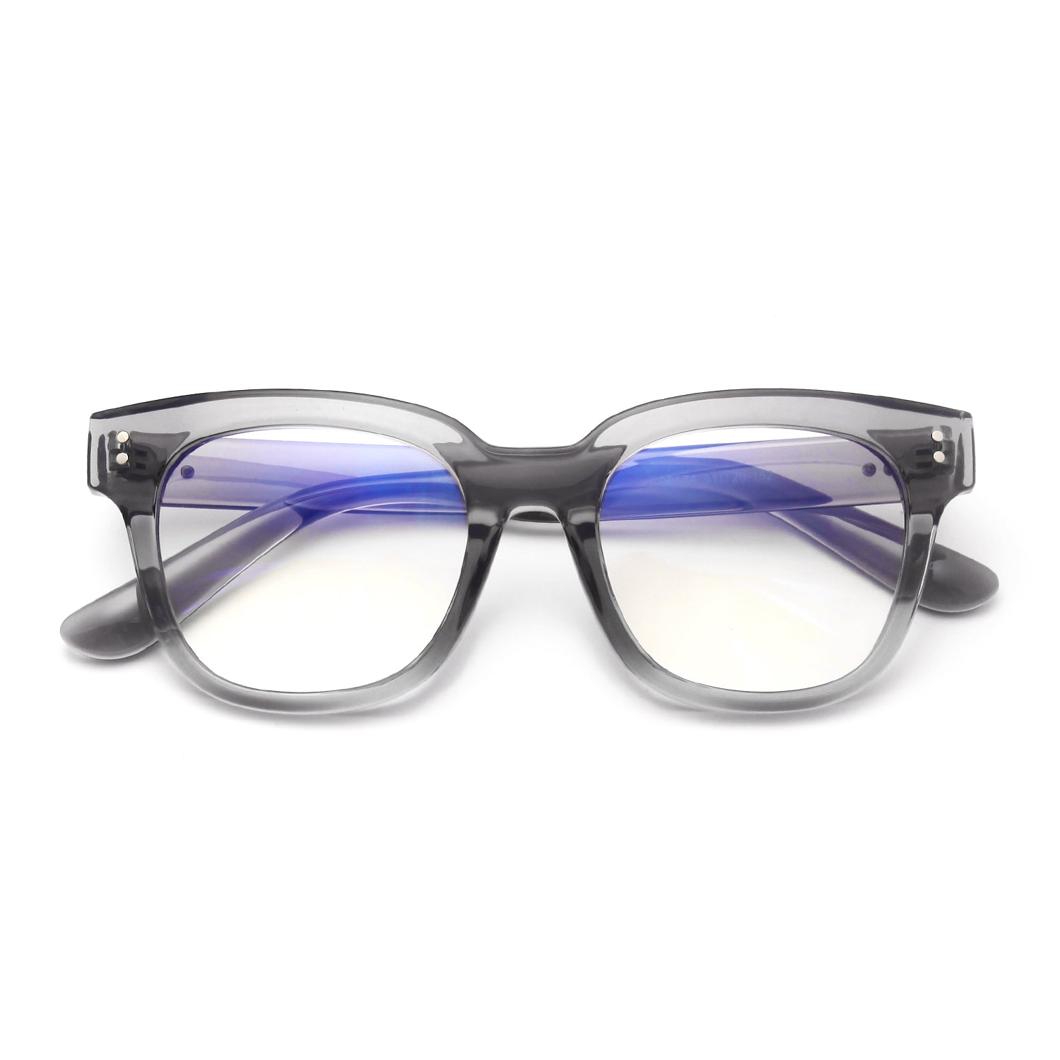 Thick Square 3067A Computer Glasses