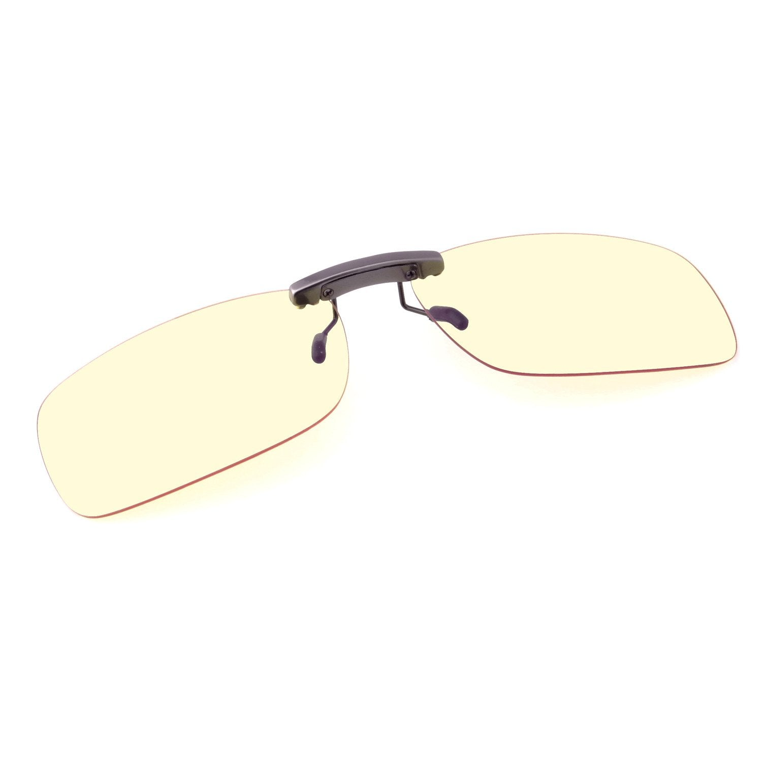GAMEKINGUltra Clip-On Computer Glasses - CrystalHill