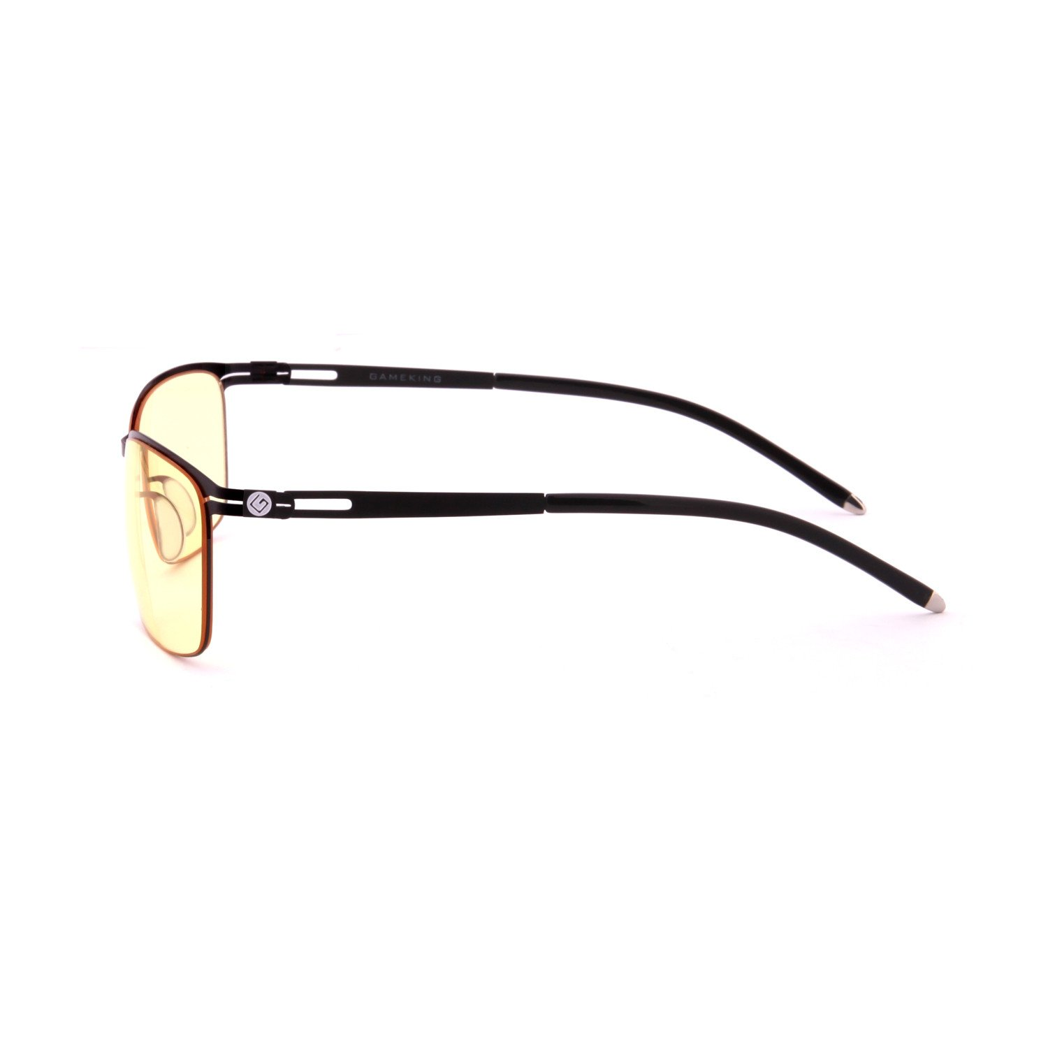 GAMEKINGUltra G604 Computer Glasses - CrystalHill