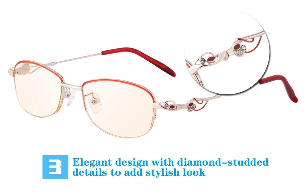 Mind BridgeLadies' Elegant Computer Reading Glasses 8801 - CrystalHill