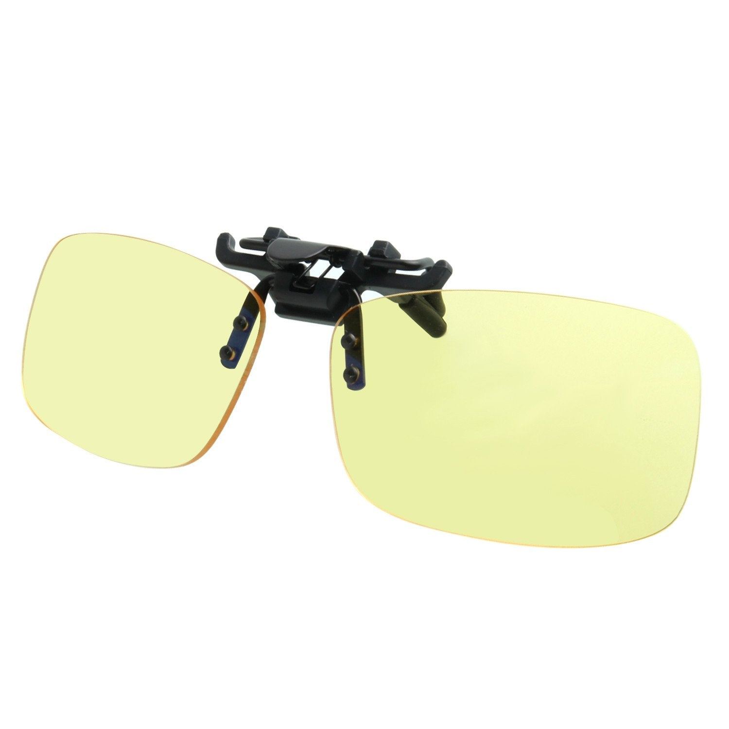 03dfd7fa7285 GAMEKING Classic Clip-on Computer Glasses Easy Fit on Rx – CrystalHill