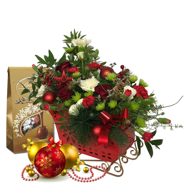 Christmas Flowers, Hampers & Gifts