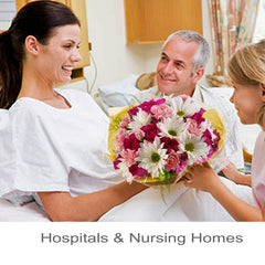 Flowers for Hospitals & Nursing Homes Narangba Florist