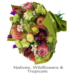 Natives, Wildflowers and Tropical Flowers Narangba Florist