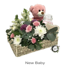 Flowers for New Baby Narangba Florist