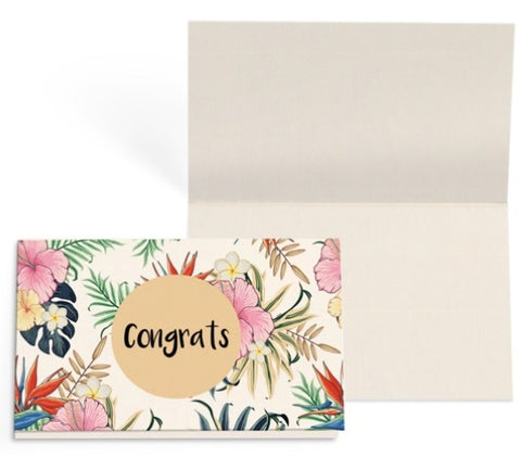 Congrats Rainforest Gift Card