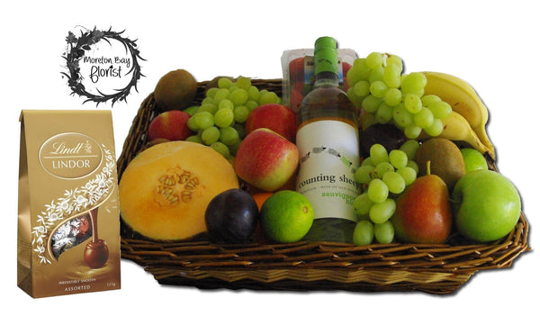 Fruit and Wine Hamper