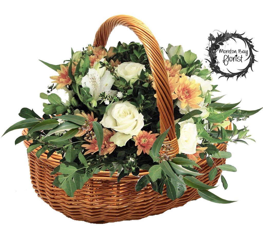 Peach Blush Basket