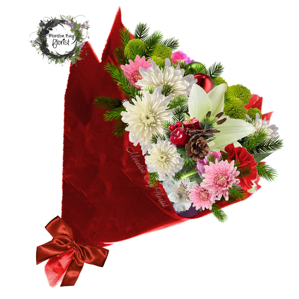 Greeting of the  Season Bouquet
