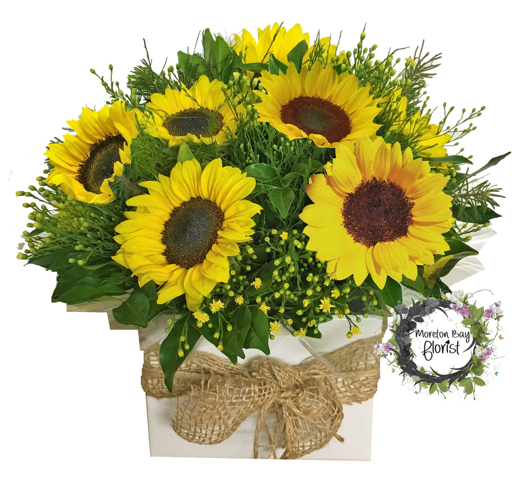 Arrangement of Sunflowers