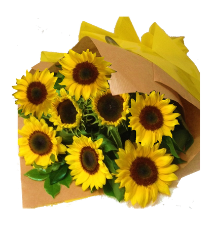 Bouquet of Sunflowers Delivered