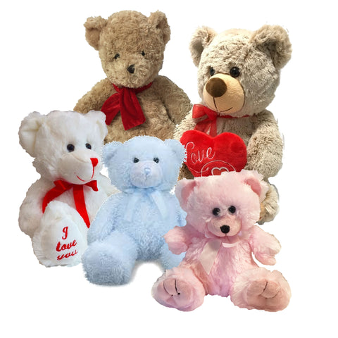 Teddy Bears - Designs Vary