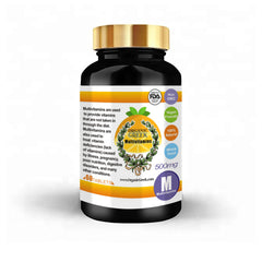 Organic Greek Multi Vitamins  Natural Non GMO Vegan includes Vitamin A, C, D3, E, Thiamin, Riboflavin, Vitamin B6, Vitamin B12,Nicotinic Acid, Folic Acid