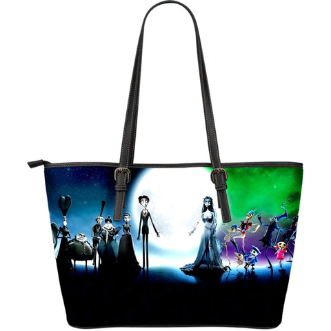 Corpse Bride Leather Bag