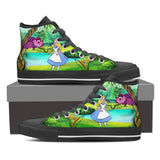 Alice & Cheshire Cat Shoes For Men