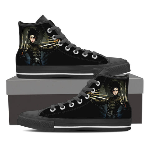 Scissor Hands Shoes For Men