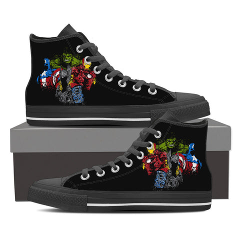 Avengers Shoes For Women