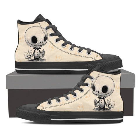 Baby Jack Skellington Shoes for Women